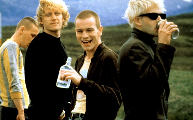 trainspotting is a movie about addiction